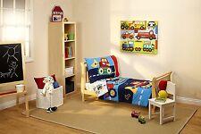 Under Construction Bedding Set Toddler Kids Boys Bed 4 Piece Truck Bulldozer New