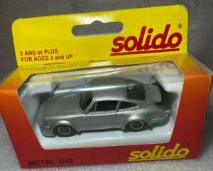 Solido 1.43 Porsche 934 Turbo Boxed