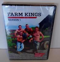 Farm Kings: Season 1 (DVD, 2016, 3-Disc Set)