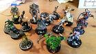 Heroscape / Heroclix Lot de 14 Figurines RARES + 11 Cartes