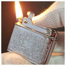 Briquet essence* MOSDA STREAMLINE ARABESQUE * Petrol-Lighter-Feuerzeug-Accendino