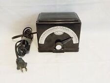 Vintage Franz Electric Metronome Model Lm4 Works Well