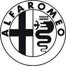 Sticker Alfa Romeo - 0259