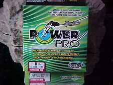 Power Pro 8lb Fishing Line in Color Phantom Red for Bass/Walleye/Pike/Pickere l