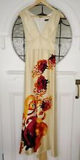Charlie Brown Maxi Dress - Size 8