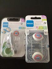 satz O-Ringe Silikon Baby Schnuller Kette Clips MAM Adapter HaltRSDE 5 teile