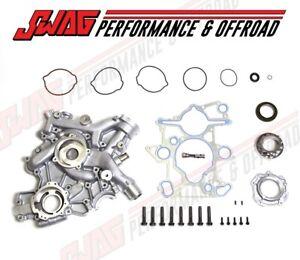 04 Ford 6.0 6.0L Powerstroke Diesel Front Engine Cover OEM 4C3Z6608 IN STOCK