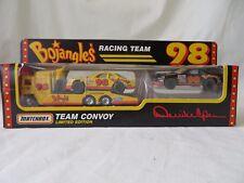 Matchbox Super Star 1993 Team Convoy Set Derrike Cope 98 Bojangles   #6144