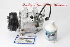 2012-2015 Honda Civic 1.8L; 2013-15 Acura ILX 2.0L Reman A//C Compressor Yr Wrty.