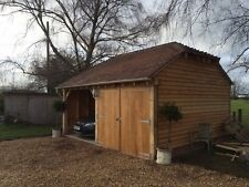 Oak Framed Garages and Carports Starting From