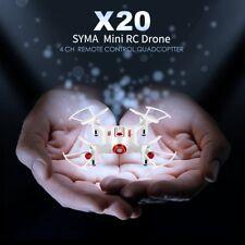 Syma x20 Mini Drone Headless Mode 2.4 GHz Nano LED