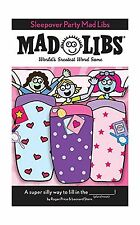 Sleepover Party Mad Libs Free Shipping