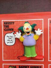Simpsons Stick`ems Figurine, 2009 Krusty