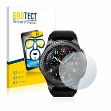 Samsung Gear S3 Frontier ,  2 x BROTECT® HD-Clear Screen Protector, hard-coated
