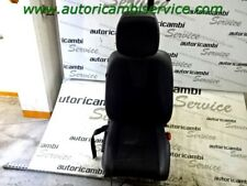 876010005R SEAT FRONT RIGHT PASSENGER LEATHER AND FABRIC RENAULT MEGANE