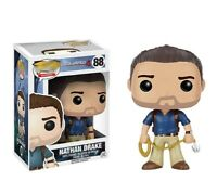 Nathan drake uncharted 4 funko pop figure figura videojuego gaming game ps4 xbox