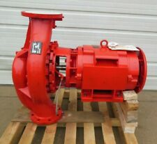 New Armstrong 4380 6x6x13 25 Hp Commercial Close Coupled Vertical In-Line Pump