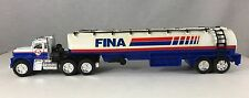 Transporter Premier Limited Edition Fina Oil Tanker Truck Collectible Toy 1994