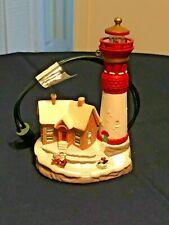Hallmark Lighthouse Christmas Ornament Year 2000