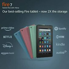 Amazon Kindle Fire Tablet 16 gb 9th Generation 2019 Alexa...