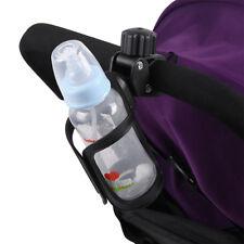 Baby Stroller Cup Holder Drink Water Bag Milk Bottle Phone Pram Buggy Wheelchair