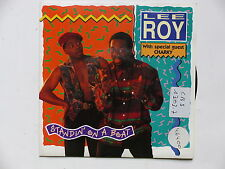 LEE ROY with CHARKY Standin on a boat OTB 1303 7