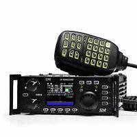 Xiegu G90 HF Transceiver 20W SSB/CW/AM/FM SDR Radio Built-in Antenna tuner