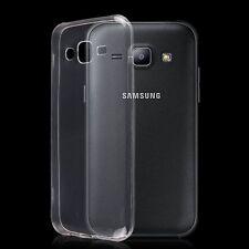 For Samsung Galaxy J5 J500F 0.3mm Slim Soft Transparent Clear TPU Gel Case Cover