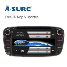 GPS Sat Nav Car CD DVD Player RDS Radio Ford Mondeo Focus Galaxy C-Max S-Max 3G