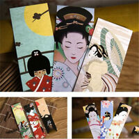 30pcs/lot Vintage Cute Paper Bookmark Japanese Style Book Marks For Kid supplies