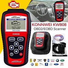 OBD2 Scanner Car Code Reader Vehicle OBDII CAN Engine Fault Scan Tool KW808