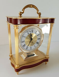 Vintage GODDESS Carriage Clock