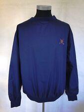Ralph Lauren Polo Golf chaqueta Windbreaker azul monocromo talla m