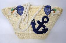 Carino VIMINI bag borsetta borsa spiaggia Sailor Nautico