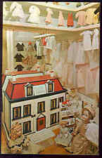 pc2992 postcard Doll House Clothing MOBSC