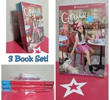 American Girl Grace 3 Book Set three books NEW IN PACKAGE!!!