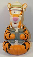 "8.75"" Tigger Drink Cup Bottle Animal Kingdom PVC Plastic Figure Winnie The Pooh"