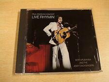 CD / PAUL SIMON - PAUL SIMON IN CONCERT , LIVE RHYMIN'