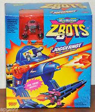 Micro Machines ZBots Joggernot Mobile Assault Walker with Orbert Robot NIB 1993