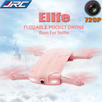 JJRC H37 Altitude Hold Selfie Foldable 720P FPV WIFI Camera RC Quadcopter Drone