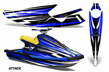 AMR Racing Yamaha Wave Blaster Jet Ski Decals Graphics Kit Wrap 1993-1996 ATTK U