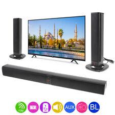 TV Home Theater Soundbar Bluetooth Sound Bar Surround Speaker System Subwoofer