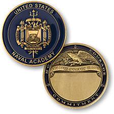 U.S. Navy / Naval Academy Emblem - USN Challenge Coin