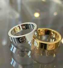 Premium High Quality Stainless Steel Love Ring or Bracelet for Men and Women