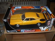 HOT WHEELS*DODGE CHARGER R/T TEAM BAURTWELL-WHIPS FUNKMASTER-1/18-#17113--------