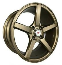4pcs VOSSEN 15 inch Mag Wheels Rim 4X100 Alloy wheel Car Rims BRONZE 5630-7