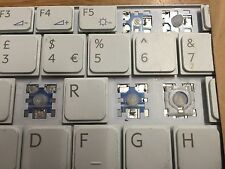 SONY VAIO VGNNR VGN-NR SERIES REPLACEMENT LAPTOP KEY,CLIP,RUBBER WHITE