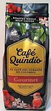 Roasted Coffee Whole Beans 1 Lb Quindio Gourmet  Arabica Colombian Coffee  Beans