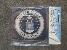 United States Air Force MCM Deluxe Collegiate Mouse Pad NIP