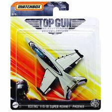 Matchbox Skybusters Plane -Top Gun: Maverick -BOEING F/A-18 SUPER HORNET PHOENIX